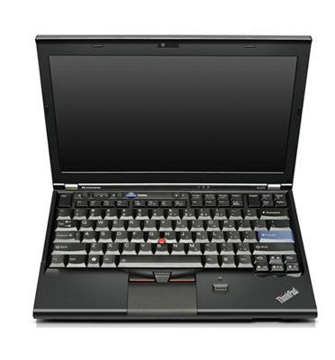 """מחשב נייד מחודש עם מעבד i5, מערכת הפעלה WIN 7 PRO ובמשקל 1.5 ק""""ג תוצרת Lenovo דגם X220"""