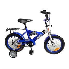 אופני BMX לילדים בגודל 14 אינצ' עם מושב מרופד מבית CITY SPORT