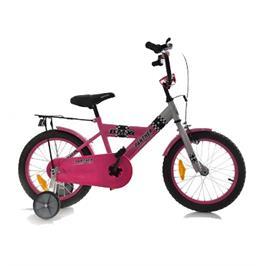 אופני BMX לילדים בגודל 12 אינצ' עם מושב נוח ומרופד מבית CITY SPORT דגם BMX 12