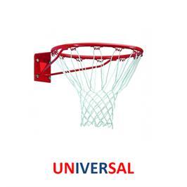טבעת כדורסל תקנית UNIVERSAL כוללת רשת מבית CITY SPORT