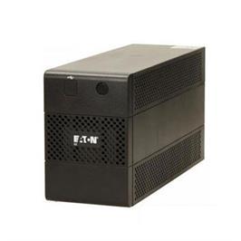 אל פסק בהספק 850VA/480W המגן על מחשבך מפני נפילות מתח, ברקים ועוד Eaton USB דגם E850iUSB5