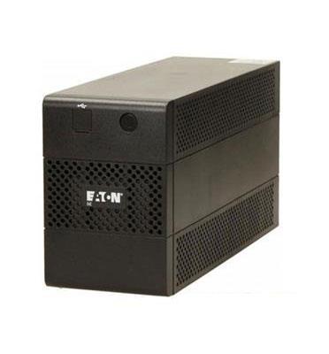 אל פסק בהספק  1100VA/660W המגן על מחשבך מפני נפילות מתח, ברקים ועוד Eaton USB דגם 5E1100iUSB