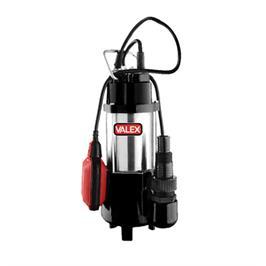 משאבת מים מלוכלכים טבולה נירוסטה דגם VA-3-7-0.25A מבית VALEX