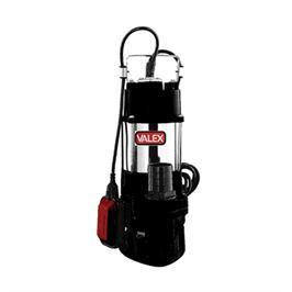 משאבת מים דלוחים טבולה נירוסטה דגם VA-7-7-0.55A מבית VALEX