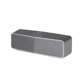 רמקול Bluetooth נייד ונטען  Music Flow P7 בגימור כסוף דגם NP7550 מבית LG