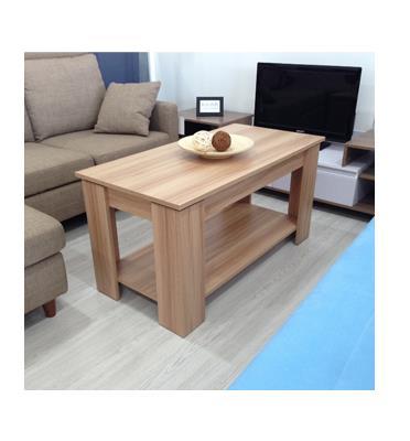 שולחן סלון נפתח תוצרת BRADEX  דגם LIFT -UP TABLE AMY