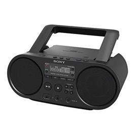 רדיו דיסק נייד שקע USB תומך MP3 קורא דיסקים צרובים דגם ZS-PS50W מבית SONY