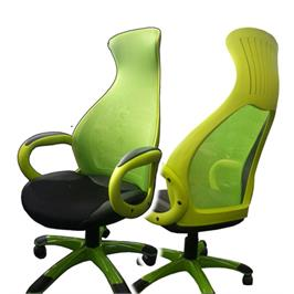 כסא מנהלים הייטק עם גב גבוה מבית מוצר 2000 דגם כרמל 18