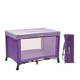 מיטת קמפינג ניידת איכותית עם מנגון קיפול מהיר מבית BABY SAFE דגם SIMPLY