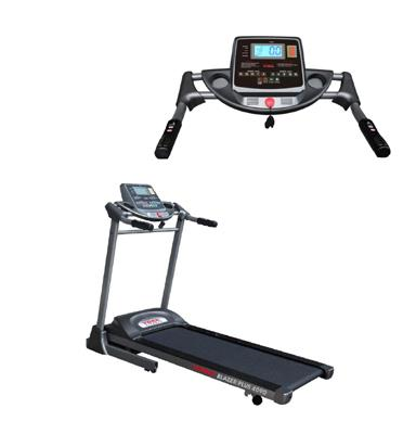מסלול ריצה מתקפל מבית YORK עם תוכניות אימון מקצועיות דגם 4090