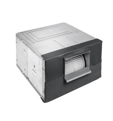 מזגן מיני מרכזי אינוורטר 34,400BTU תלת פאזי תוצרת תדיראן דגם WIND INVERTER NEXT 40/3A