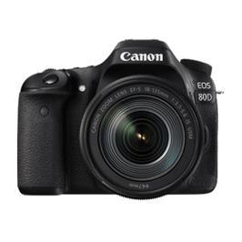 מצלמה רפלקס DSLR תוצרת CANON דגם EOS 80D + קיט עדשה 18-135 !! - אחריות יבואן רשמי!