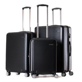 סט מזוודות קשיחות 3 יח' | 28 | 24 | 20 אינטש CalPaks Tustin