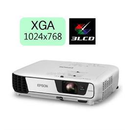 מקרן איכותי ונייד עם טכנולוגיית 3LCD המיועד לשימוש ביתי ומשרדי תוצרת Epson דגם EB-X31