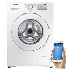 """מכונת כביסה פתח חזית 8 ק""""ג 1,200 סל""""ד Eco Bubble תוצרת Samsung דגם WW8SJ4263IW"""