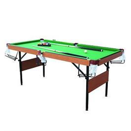 שולחן סנוקר חצי מקצועי 6 פיט מתקפל אידאלי לדירות קטנות מבית  Energym Sport דגם מתצוגה B9160
