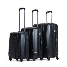 סט שלוש מזוודות קשיחות 20|24|28 מבית Calpaks דגם Kapri בצבעים שונים לבחירה