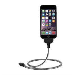 כבל טעינה עם תושבת למכשירי אפל ,תוצרת FUSE CHICKEN דגם BOBINE