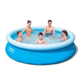 בריכת שחייה שפה מתנפחת 76*305 מבית BESTWAY דגם  57266