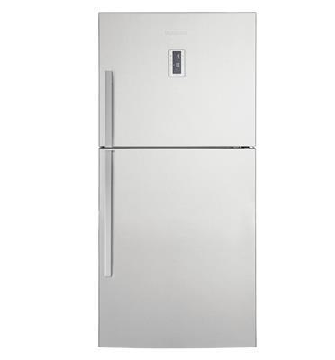 מקרר 2 דלתות מקפיא עליון בנפח 554 ליטר נטו No Frost תוצרת Blomberg דגם DND9980