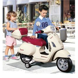 כלי רכב ממונע Peg-Perego VESPA  מבית CITYSPORT
