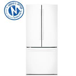 מקרר 3 דלתות בנפח 652 ליטר בצבע לבן תוצרת SAMSUNG דגם RF220NCTAWW/ML