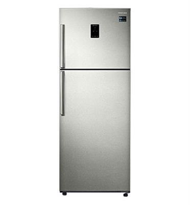 מקרר 2 דלתות מקפיא עליון 402 ליטר No Frost מדחס אינוורטר תוצרת Samsung דגם  RT38K5452SP/ML