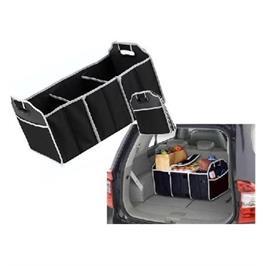 ארגונית לתא המטען מורכבת מ-3 תאים גדולים! לאחסונים שונים דגם 1006124 מבית BUY THE WAY