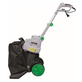 שואב עלים לדשא סינטטי 3ב-1 שואב,נושף וגורס+מברשת וגלגלים מתכוונים מבית KRAUSS דגם HD-7320