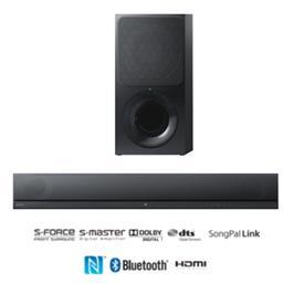 מקרן קול עם סאב וופר אלחוטי ו- Bluetooth 3.0 תוצרת SONY דגם HTC-T390 מתצוגה