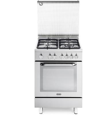 תנור חשמלי רב תכליתי 8 תוכניות משולב כיריים 4 להבות תוצרת Delonghi דגם NDS577 בצבעים לבחירה