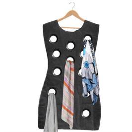 מתלה צעיפים בצורת שמלה מבית BUY THE WAY דגם 1007455