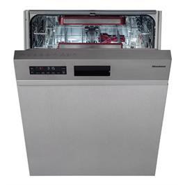 """מדיח כלים חצי אינטגרלי 60 ס""""מ ל-13 מערכות כלים תוצרת Blomberg דגם GIN206P8"""