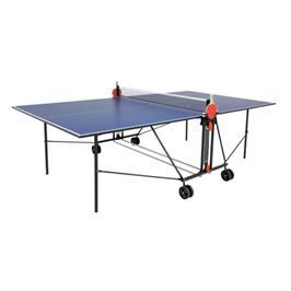 שולחן. טניס פנים מבית GENERAL FITNESS קיפול צמוד כולל רשת קבועה תוצרת גרמנייה דגם gf100