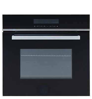 """תנור אפיה בנוי 60 ס""""מ 56 ליטר 9 תוכניות מגע טאצ' תוצרת Normande דגם ND-5660"""