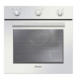 תנור בנוי 7 תוכניות תא אפייה 65 ליטר בצבע לבן מבית CANDY דגם FPE602/6W