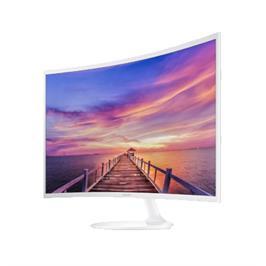 """מסך מחשב קעור 31.5"""" LED מולטימדיה תוצרת SAMSUNG דגם C32F391FW"""
