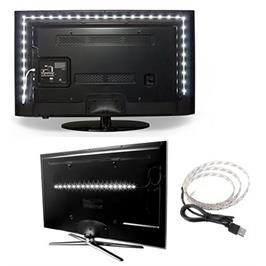 תאורת לד אחורית למסכי טלוויזיה בחיבור USB נדלקת עם הדלקת הטלוויזיה מבית MATRIX דגם 1MLED