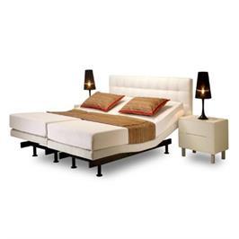 """מיטה זוגית מתכווננת 200X160 ס""""מ 2 יח' 200X80ס""""מ מזרן Latex מבית Hollandia דגם PERFECT CLASSIC"""