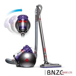 שואב אבק צילינדר Dyson Cy 22 cinetic parquet Big Ball+סט אביזרים מתנה !