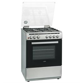 תנור אפייה משולב כיריים נירוסטה תוצרת LY VENT דגם OH-V-710