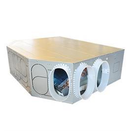 מזגן מיני מרכזי 31,117BTU תוצרת TORNADO דגם Legend WV-35 1PH