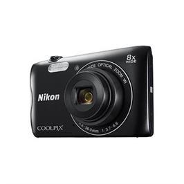 מצלמה דיגיטלית קומפקטית 20.1MP מבית NIKON דגם COOLPIX A300 - אחריות יבואן רשמי!