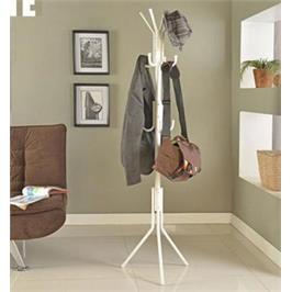 מתלה נוח הכולל 12 זרועות בגבהים שונים לתליית מעילים, תיקים, כובעים, בגדים ועוד מבית HOMAX