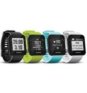 שעון דופק עם מד הדופק המובנה Elevate™ מנטר את קצב פעימות הלב מבית GARMIN דגם Forerunner® 35