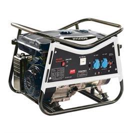 גנרטור בנזין מקצועי בעוצמה אדירה של 3200W מנוע בנזין 4 פעימות מבית HYUNDAI דגם HD-3200