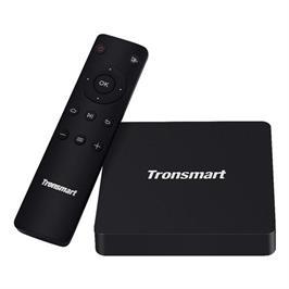 מתאם לטלויזיה חכמה 2GB+16GB תומך 4K מעבד 8 ליבות אנדרואיד 6 מבית MATRIX דגם  TRONSMART Vega S96
