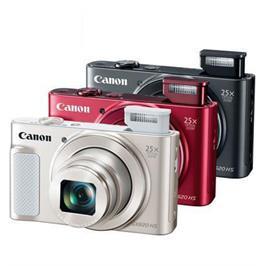 """מצלמה קומפקטית 20MP מסך 3"""" זום X25 תוצרת CANON דגם PowerShot SX620 HS - אחריות יבואן רשמי!"""