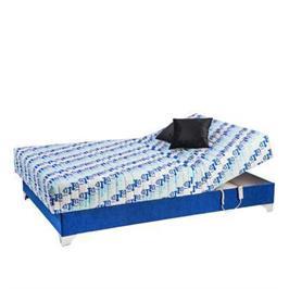 מיטה וחצי חשמלית אורטופדית הכוללת בד יוקרתי מעוצב מזרון פוליניב מבית RAM DESIGN דגם אוליביה