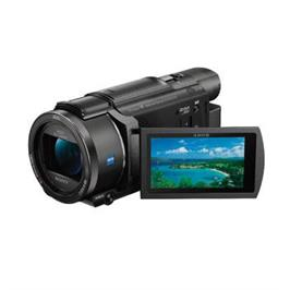 """מצלמת וידאו 4K חיישן Exmor R CMOS בגודל 1/2.3"""" עם 10.3 מיליון פיקסלים מבית SONY דגם FDR-AX53B"""